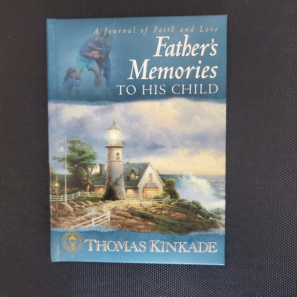 Thomas Kincade Memory Books